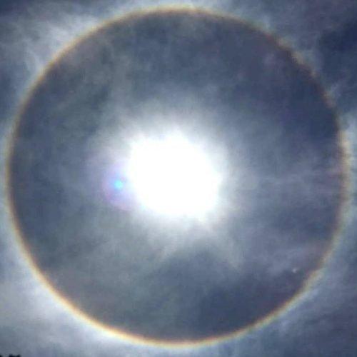 arco iris circulo completo